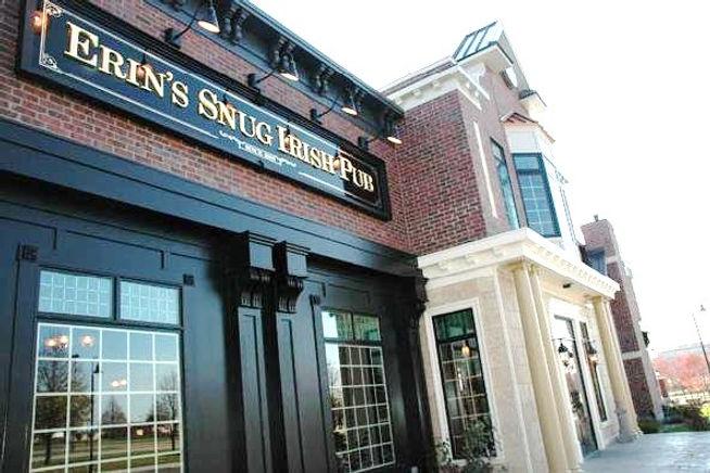 Erin's Snug Irish Pub and Restaurant Madison's favorite Irish Pub