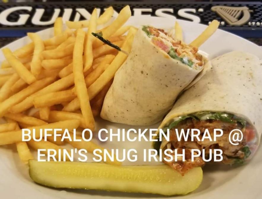 Buffalo Wrap