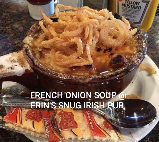 French Onion Soup 1