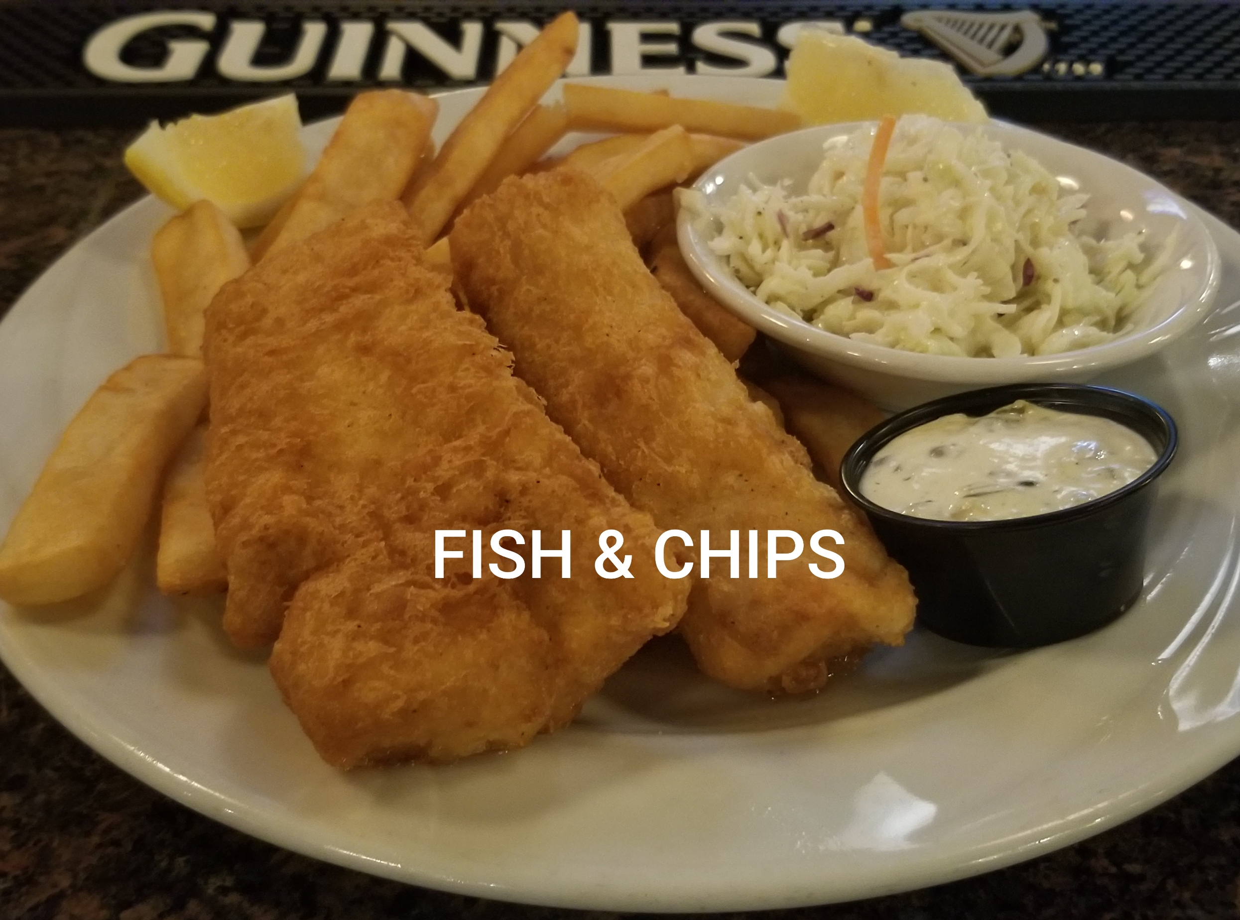 Fish & Chips New