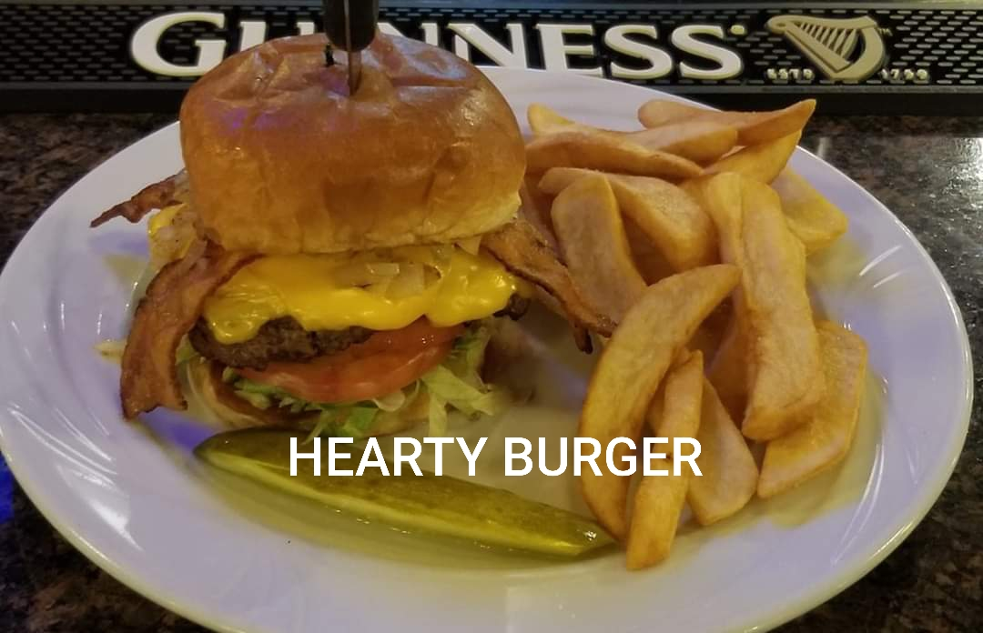 Hearty Burger New