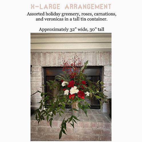 X-Large Holiday Arrangment