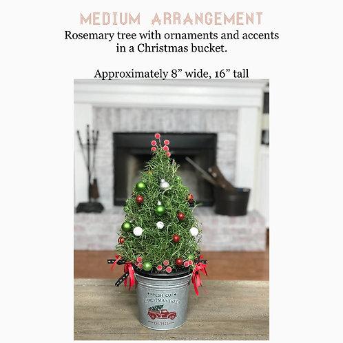 Medium Holiday Arrangement