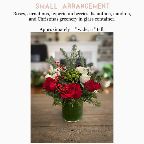 Small Holiday Arrangement