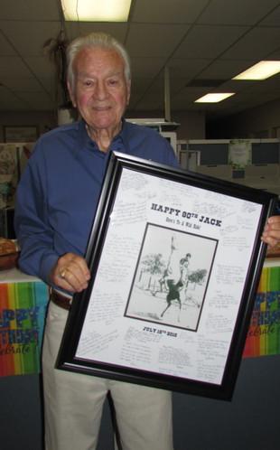 Jack's 90th
