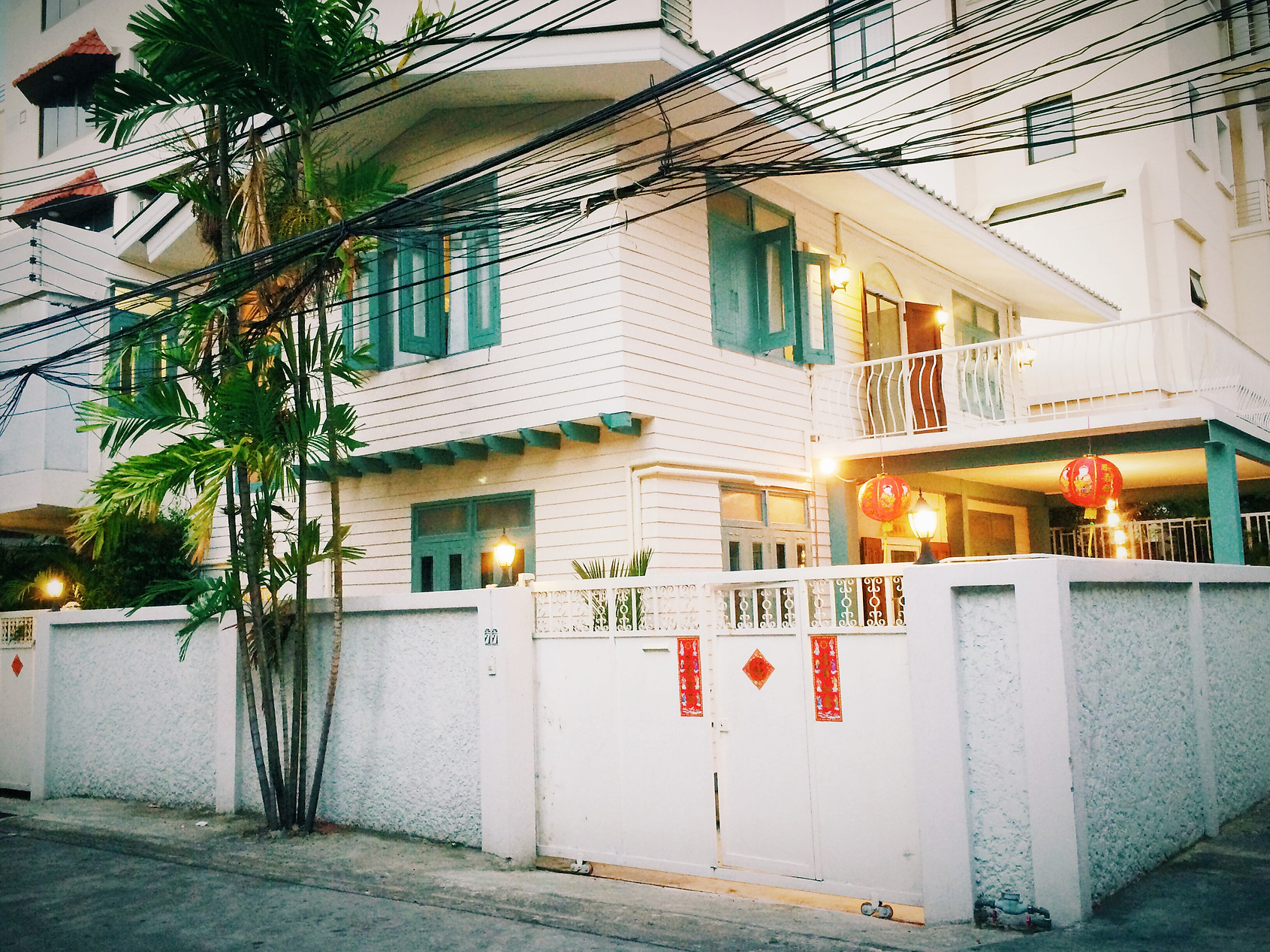 Fu House Bangkok, Fu House Hostel