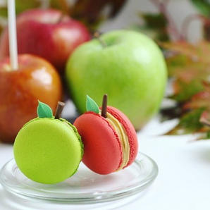 Salted Caramel + Tarte Tatin Apples