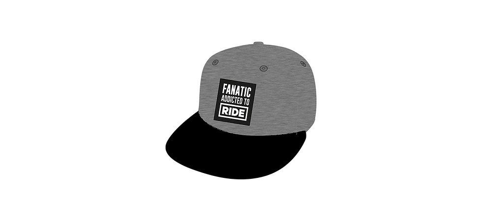 Fanatic New Era Snapback addicted to ride Cap