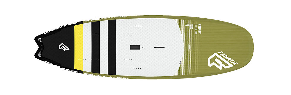 Fanatic Stubby SUP LTD 2018 Wave / Foil Testboard