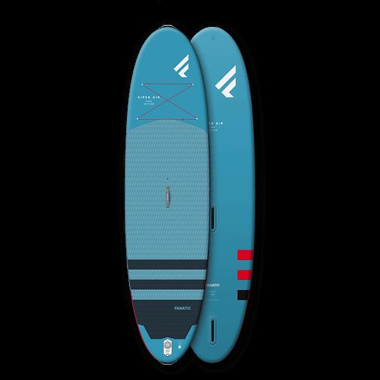 Fanatic SUP Viper Air Windsurf 2020 - Aufblasbar