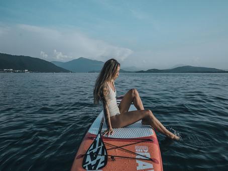 Wer hat Vortritt auf dem See