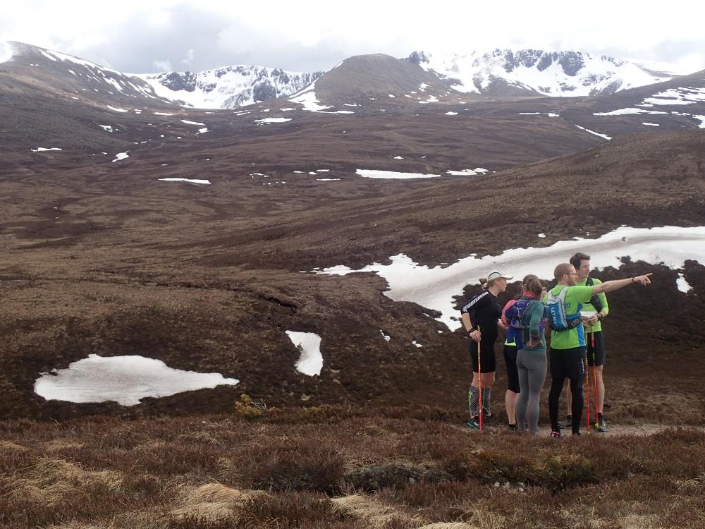 Trail Run Meall Airgiod