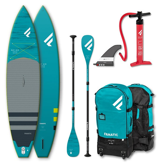 Fanatic SUP Ray Air Premium Touring Set 2020 Aufblasbar