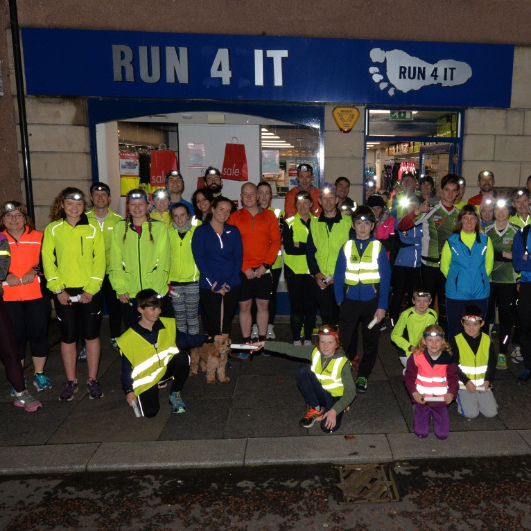 The 2017 Vizionteering event hosted by Run4It Inverness