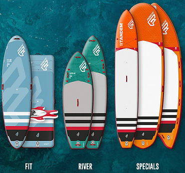 Fanatic SUP Family Schweiz