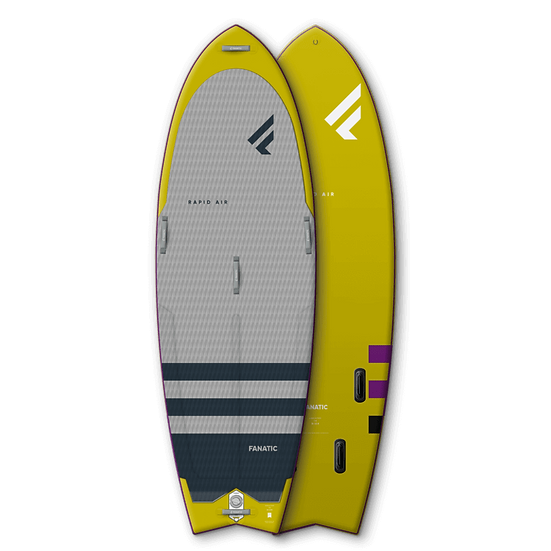 Fanatic Rapid SUP AIR- Inflatable 9.6 2020 Aufblasbar