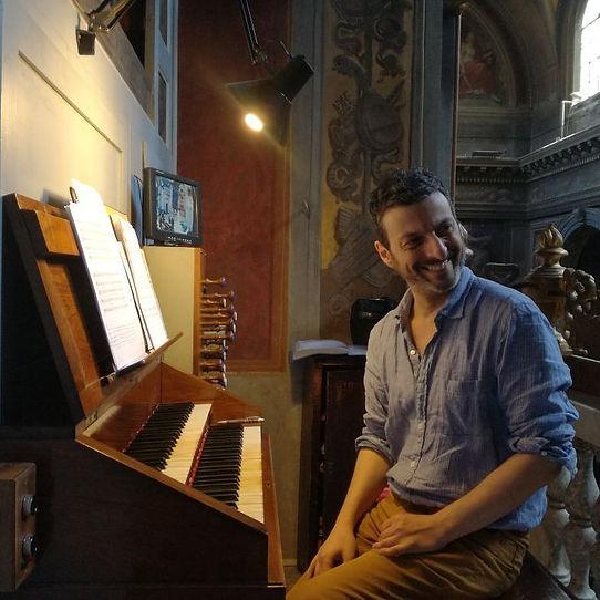 Alessandro Quarta Concerto Romano Early Music