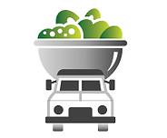 доставка свежих блюд