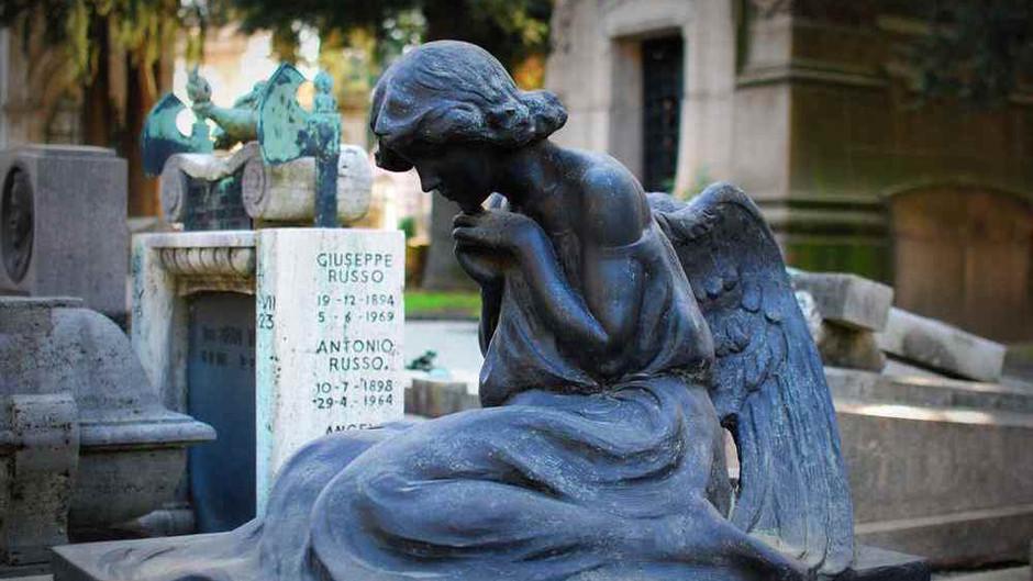 Monumental Cemetery - Milan's unlikely art gallery