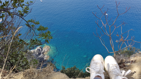 The Blue Trail, Cinque Terre