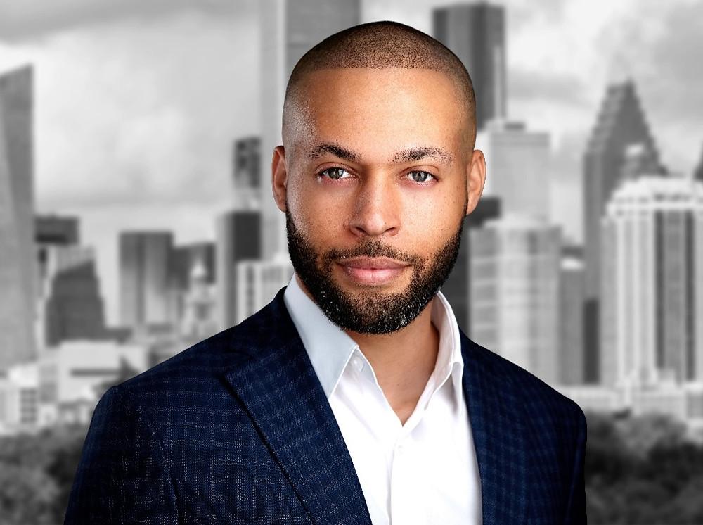 Houston black personal injury lawyer Niles Sneed