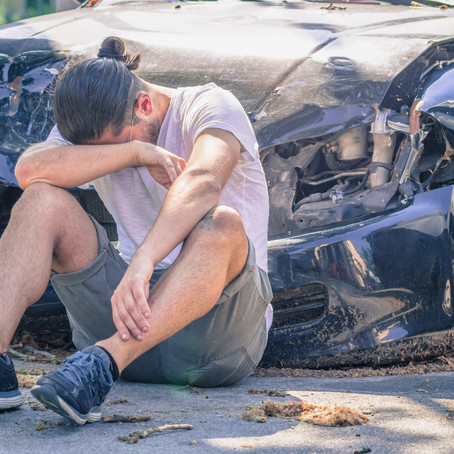"""""""I was hurt in a hit-and-run"""" - Best Advice"""