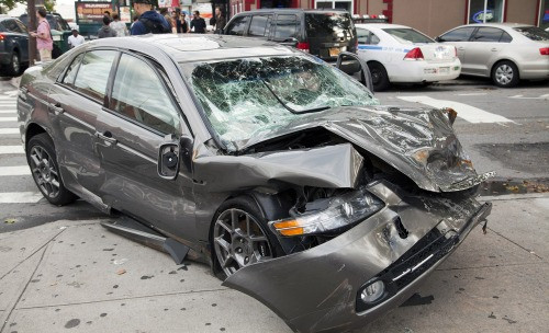 Fort Worth car accident
