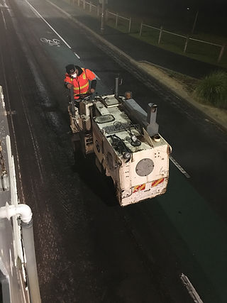 Pavetek Road Services - Road Profiling