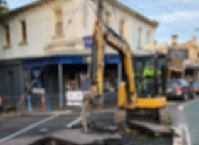 Pavetek Road Services - Excavations