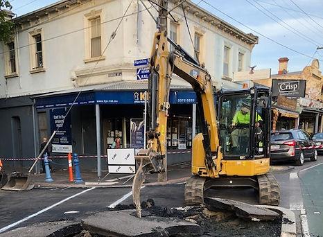 Pavetek Road Services - Excavations