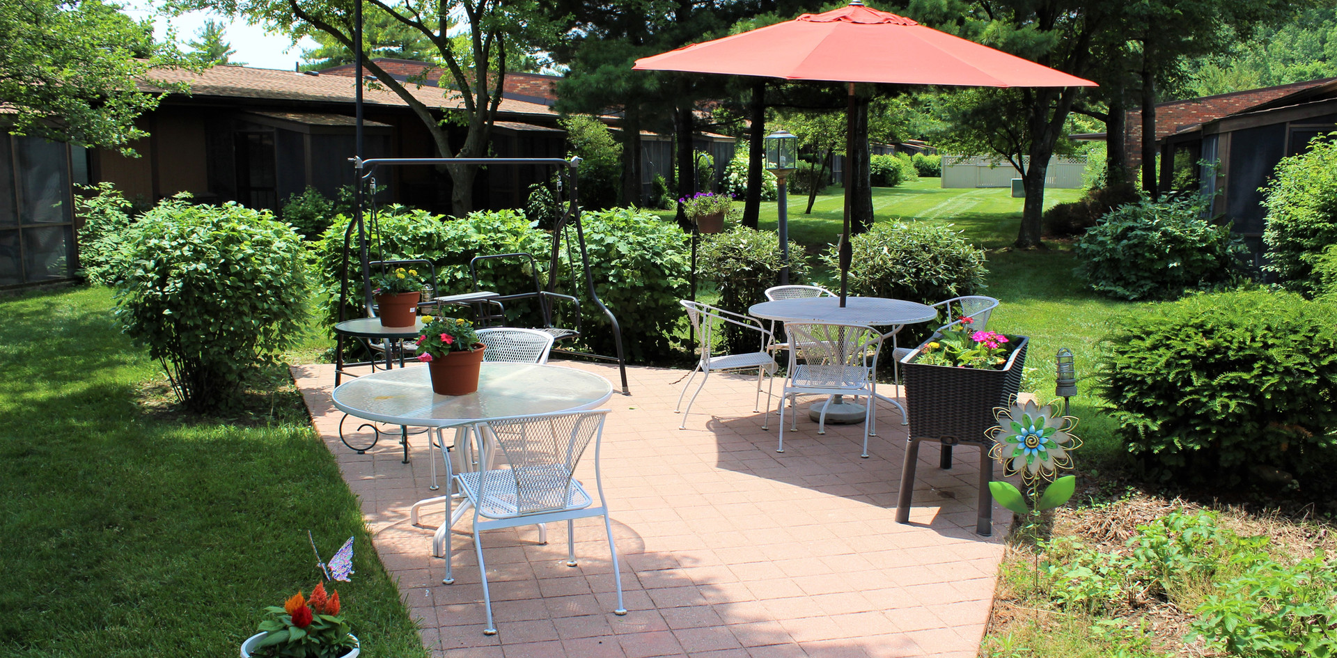 Assisted Living Patio