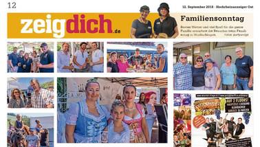 La Duchesse Models vom Familiensonntag im Anzeiger