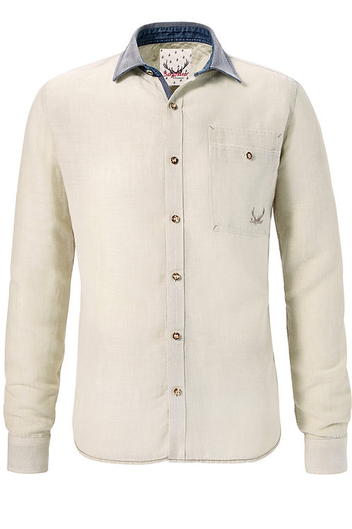 Stockerpoint Trachtenhemd Luke Natural Gr. L