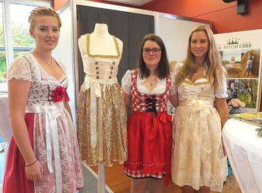 La Duchesse zu sehen an der 3. Waldshuter Hochzeitsmesse