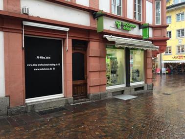 Store Eröffnung März 2016