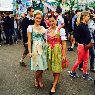 Münchner Oktoberfest - O`zaft is!