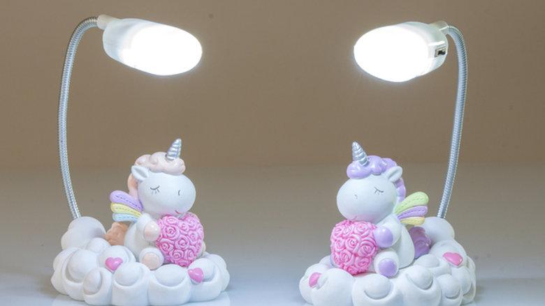 UNICORNO LAMPADA LED 2SOGG 36'2 C2000