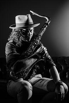 Melle Kuil, Saxofonist met dj