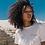 Thumbnail: Біла футболка з написом: Несамовита, Розбишака, Файна, Шалена, Невинна