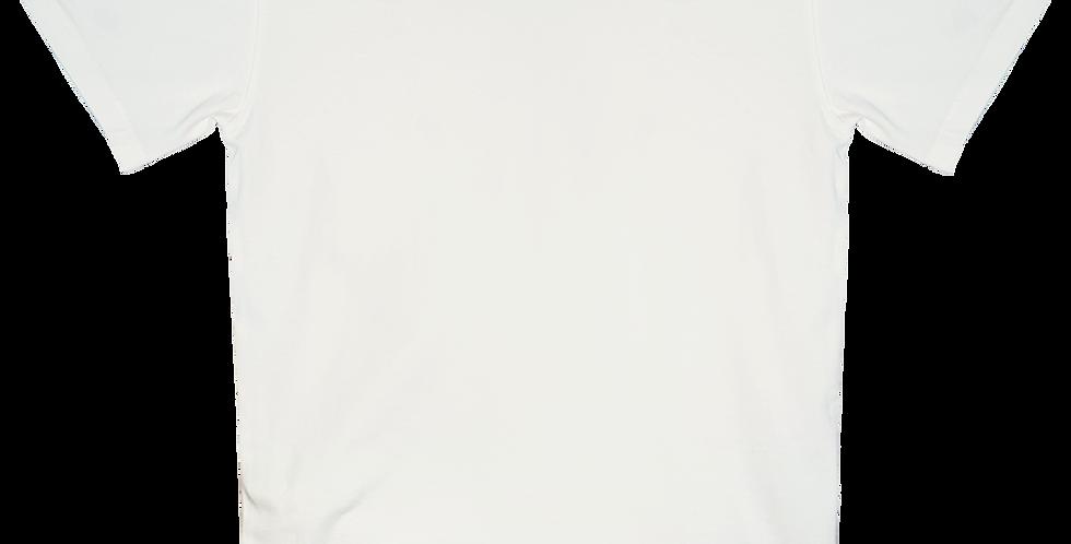 Базова біла футболка