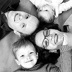 portrait famille enfant bébé shooting photo