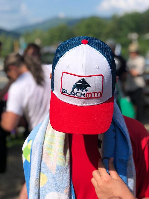 BlackMTN Patriot Hat