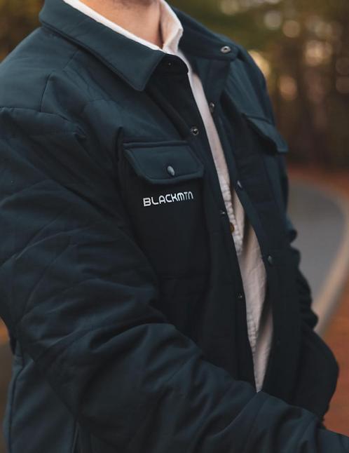 BlackMTN Transit Shirt Jacket (by Spyder)