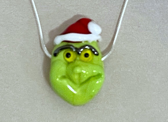 Grinch Necklace