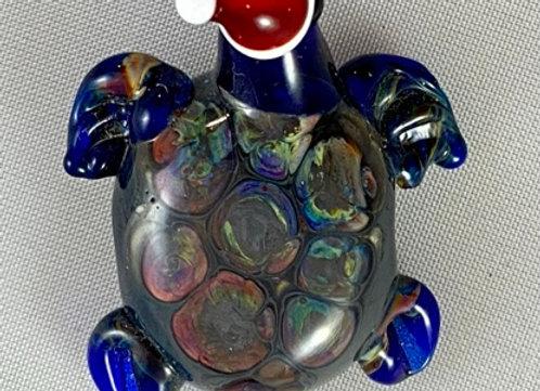 Santa Sea Turtle Necklace