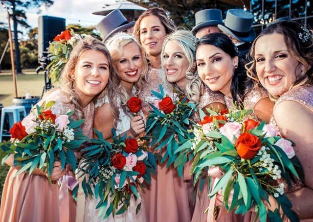 Clare's Wedding.