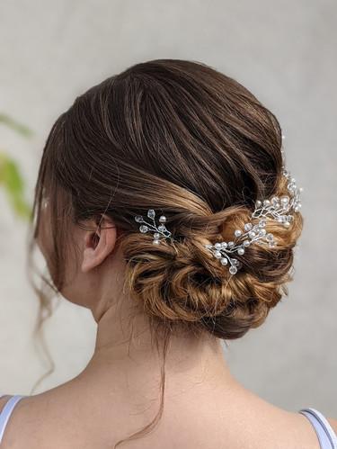 Bizzy's Bridal Hair