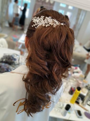 Emma's Bridal Hair