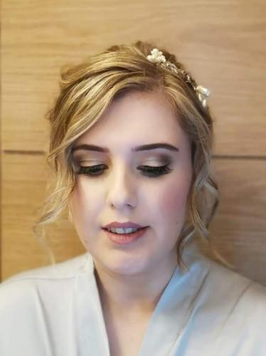 Alana's Bridal Makeup,