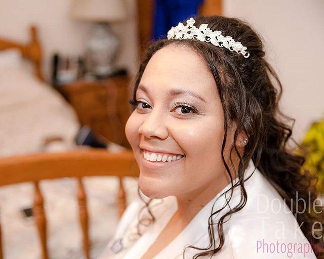 Tara's Bridal Makeup.